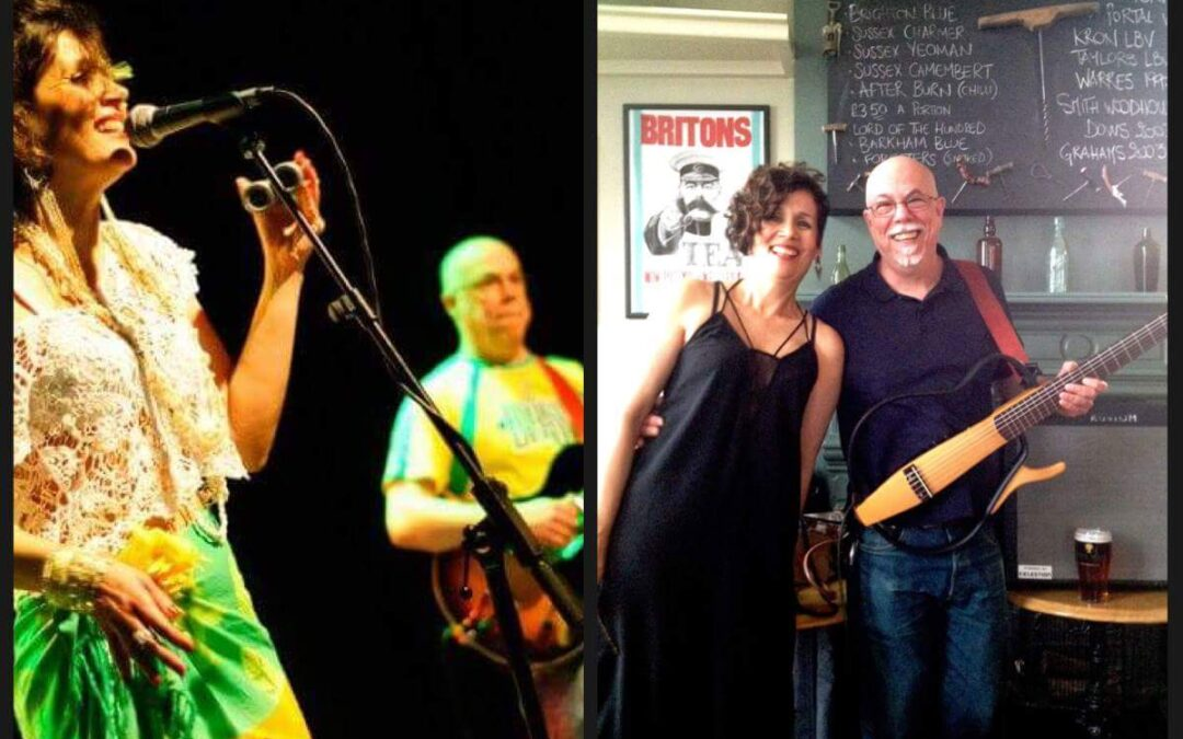 Brazilian duo Tudo Bem! to play Sunday Brunch Live music session