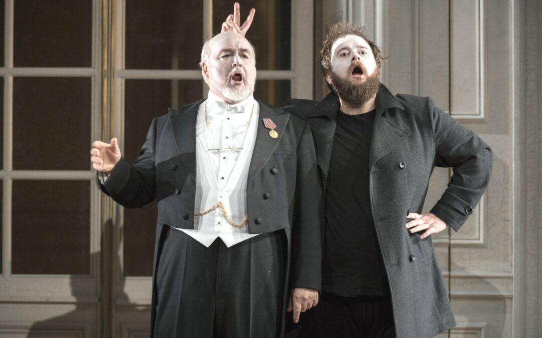 Glyndebourne Live: Hamlet