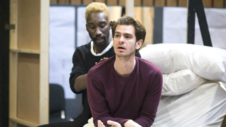 Angels in America: National Theatre Brings Double Header To Depot Big Screen