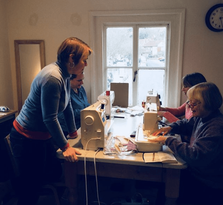Alterations and Make Do & Mend Sessions at Depot