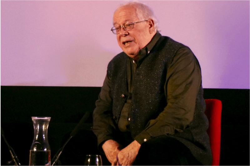 David Thomson makes rare UK appearance at Depot