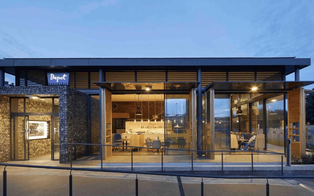 Depot shortlisted for RIBA South East Regional Award