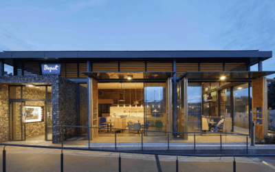 Depot shortlisted for RIBA South East Regional Award