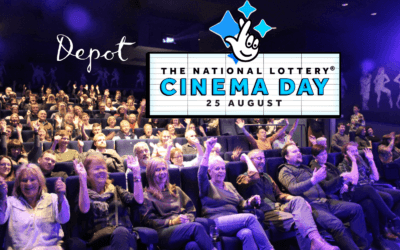 National Lottery Cinema Day returns for 2019