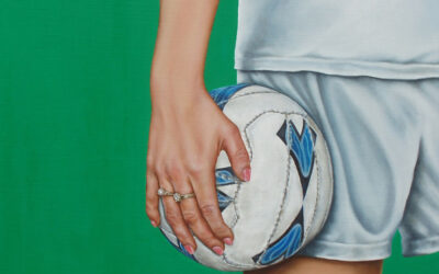 Exhibition celebrating women with a passion for football
