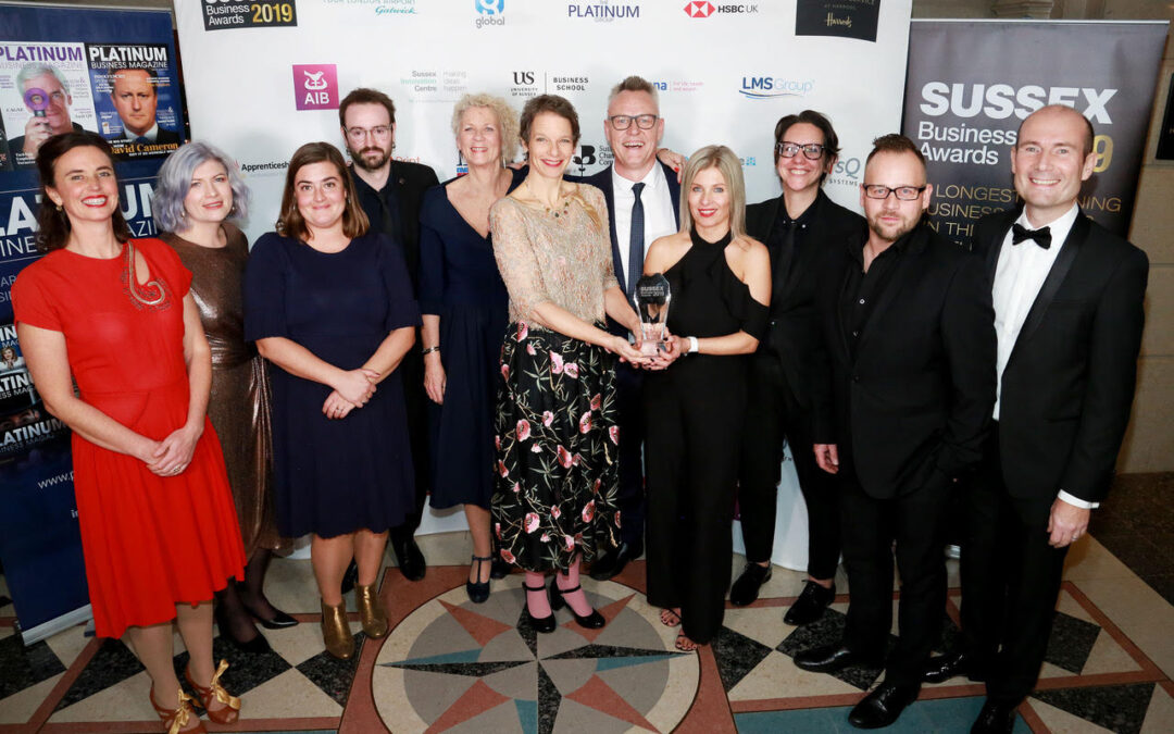 Depot wins at Sussex Business Awards
