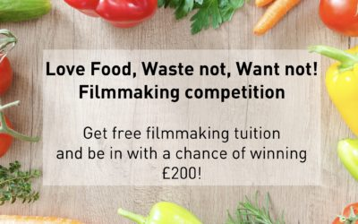 Filmmaking competition to challenge food waste