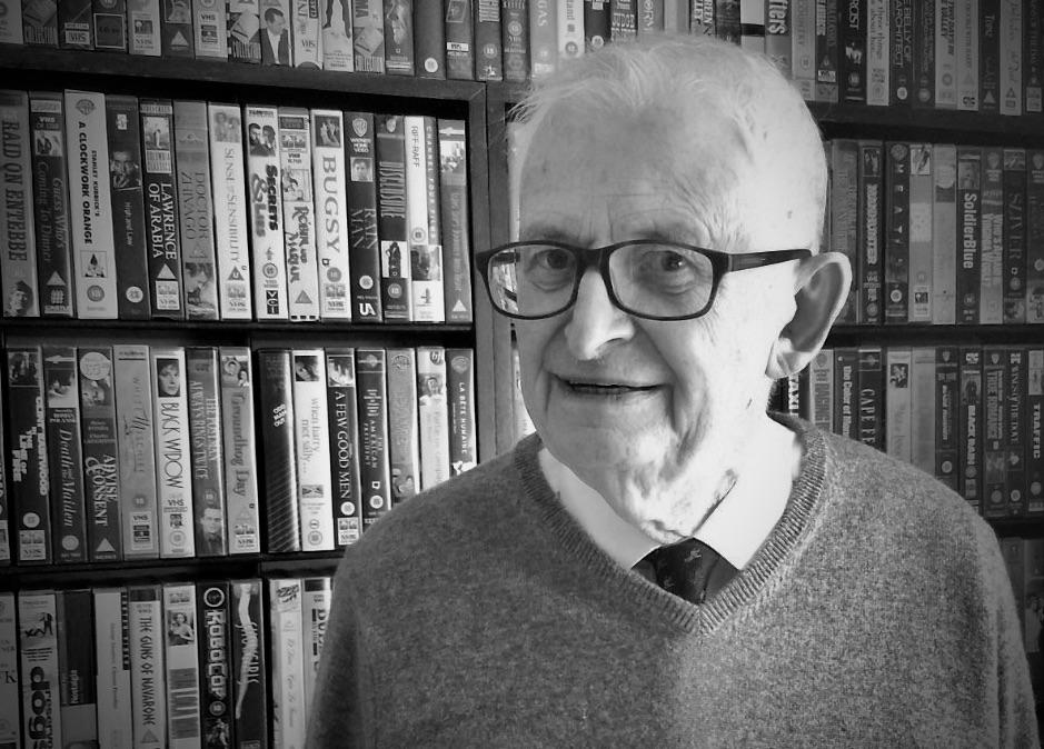 Voigt Film Club host Michael Voigt dies
