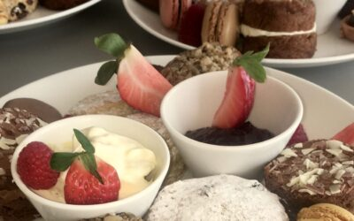 Enjoy a Mother's Day afternoon tea at Depot