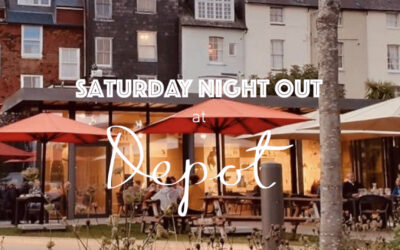 Escape with a Saturday Night Out at Depot