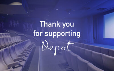Thanks for supporting Depot in tough times