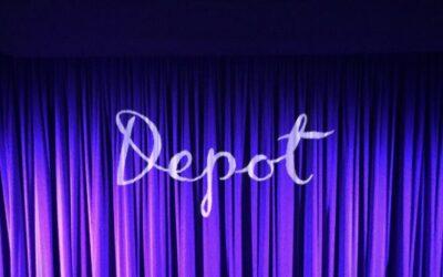 Depot celebrates fourth birthday