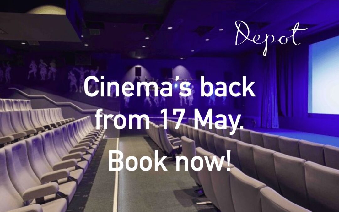 Films return to Depot screens from 17 May